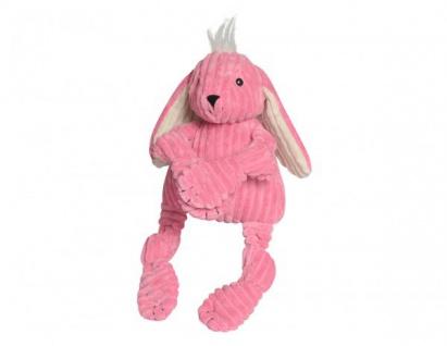 HuggleHounds Woodland Knotties, Bunny groß 38 x 23 x 11