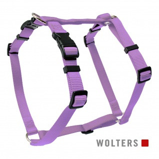 Wolters Geschirr Basic Gr.XL 75-100cm flieder
