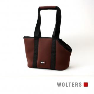 Wolters Softbag Neoprene Medium 39x23x27, 5cm mocca