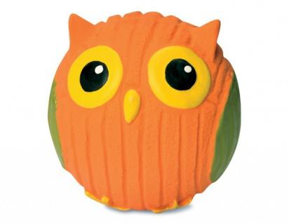 HuggleHounds Ruff-Tex Poppy, the Owl klein 10 x 10 x 10