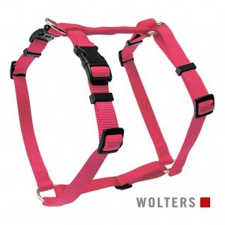 Wolters Geschirr Basic Gr.XL 75-100cm rosé