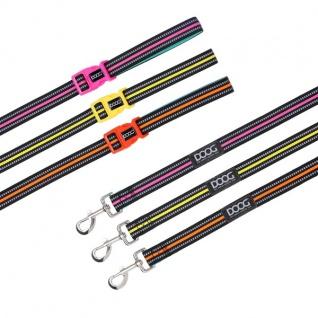Doog Neon Leine mit Klickverschluss in div. Farben