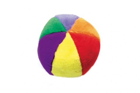 Karlie Plüschball mit Squeaker ø: 14 cm multicolor