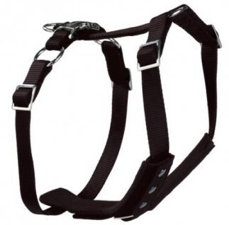Hunter Autosicherheitsgeschirr Easy Comfort Gr.XL/25 Nylon schwarz