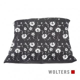 Wolters Kuschelkissen Grey Essentials 40 x 40cm grau