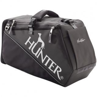 Hunter Tragetasche Skien 45 x 20 x 30 cm schwarz