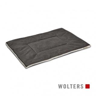 Wolters Senator Reisedecke 100 x 70cm vintage-braun