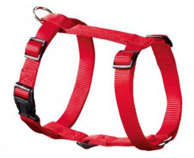 Hunter Geschirr Ecco Sport Rapid XS/10 Nylon rot