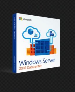 Windows Server 2016 Datacenter - Vollversion - Express Email Versand - MS Partner