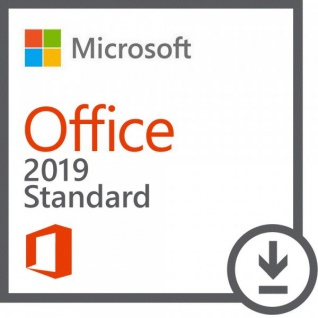 Microsoft Office 2019 Standard - 1PC - 32&64 Bit - Vollversion - Email Express - for Windows 10