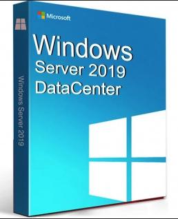 Windows Server 2019 Datacenter - Vollversion - Express Email Versand - MS Partner