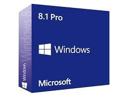 Microsoft Windows 8.1 Professional 1PC - 32&64 Bit - Vollversion - Express Email