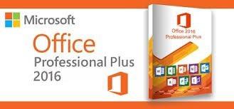 Microsoft Office 2016 Professional Plus; 1PC ; Single Key; Retail; 32&64 Bit; used; Express; Lifetime