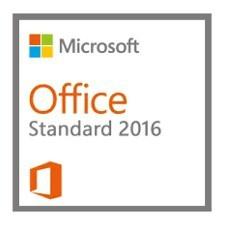 Microsoft Office 2016 Standard- 1PC - 32&64 Bit - Vollversion - Email Express Versand - - Vorschau 2