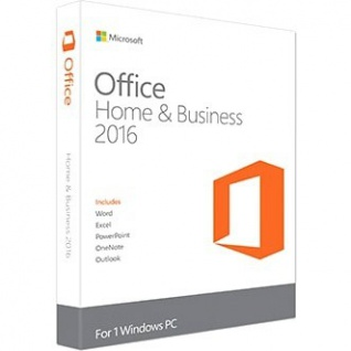 Microsoft Office 2016 Home & Business- 1PC - 32&64 Bit - Vollversion - Email Express Versand -