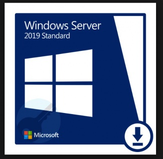 Windows Server 2019 Standard; 64 Bit- 1PC - Vollversion - Express Email - MS Partner