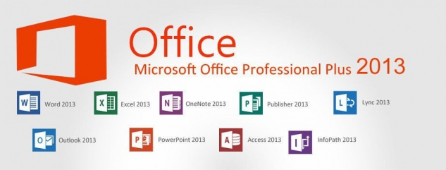 MICROSOFT Office 2013 Professional Plus - 1PC - 32&64 Bit - Vollversion - Email Versand -