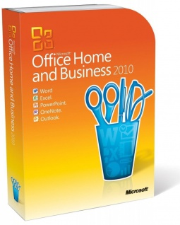 Microsoft Office 2010 Home and Business - 1PC - 32&64 Bit - Vollversion - Email Versand