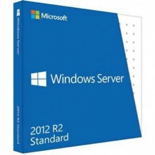 Windows Server 2012 R2 Standard- 1PC - Vollversion - Express Email - MS Partner