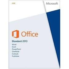 Microsoft Office 2013 Standard- 1PC - 32&64 Bit - Vollversion - Email Versand -