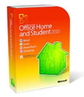 Microsoft Office 2010 Home and Student - 1PC - 32&64 Bit - Vollversion - Email Versand