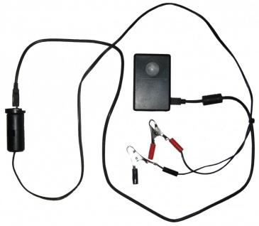 Ladeadapter 12 Volt für Mini-Keeper Alarmsystem