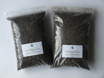 2 Liter Endo-Mykorrhiza - natürliche Düngung für die meisten Pflanzen (2er Set Endo-Mykorrhiza)