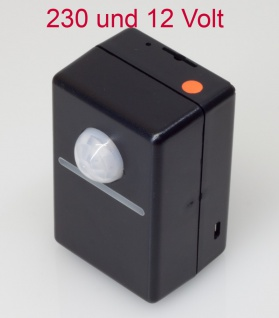 Mini-Keeper - GSM-Alarmanlage für Garagen