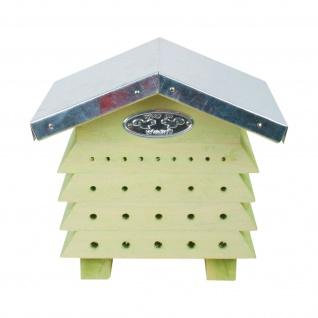 Esschert Design Bienenhaus Insektenhotel Nistkasten Wildbienen Winter Quartier S