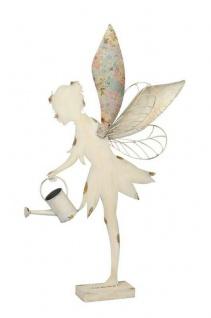 Elfe mit Gießkann Dekoration XXL Ostern Frühling Garten Terasse