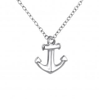 Anker Halskette aus 925 Silber