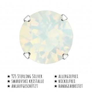 Ohrstecker Ohrringe aus 925 Silber - Vorschau 2
