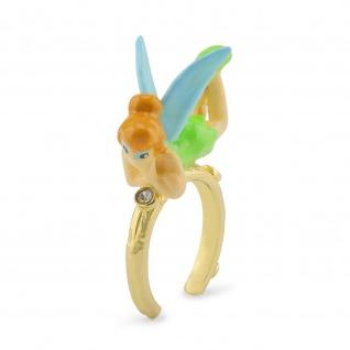 Fee Ring vergoldet