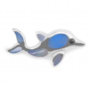 Delfin Anh?nger aus 925 Silber