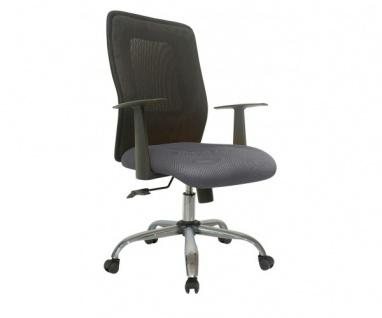 60180AS7 Chester schwarz Drehstuhl Bürostuhl Chester für Büro & Jugendzimmer