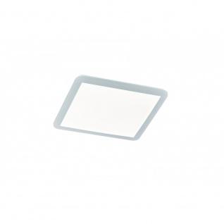 Deckenleuchte Deckenlampe flach IP44 ca. 40x40 cm Durchmesser R62922487 CAMIL...