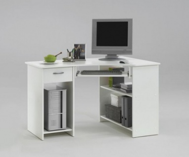 350-001 Schreibtisch Weiss Felix FMD