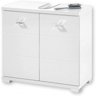 Waschbeckenschrank Unterschrank WBU Beckenschrank ca. 60 x 52 x 30 cm POOL We...