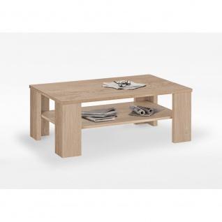 665-001 ALERIA Couchtisch Beistelltisch Tisch Wohnzimmertisch ca. 110 x 43 x ...