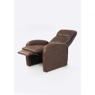 Power Polstersessel TV-Sessel Fernsehsessel Relaxsessel mit Funktion in antik... - Vorschau 3