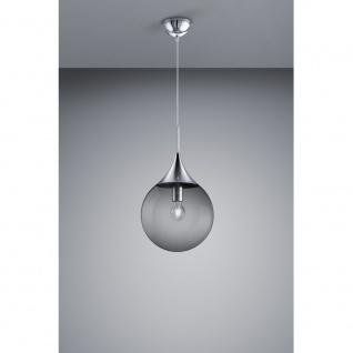 301600106 LED MIDAS rauchfarbig smoke Pendelleuchte Deckenleuchte Lampe 1xE27...