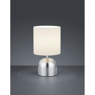 R59071007 JAN weiß Tischleuchte Nachttischleuchte Lampe ca. 29, 5 cm hoch