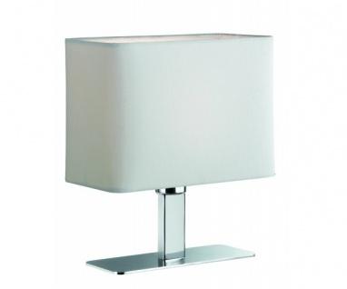 R50111001 Tischleuchte Nachttischleuchte Dekoleuchte Ming weiss 1 x E14 max. ...