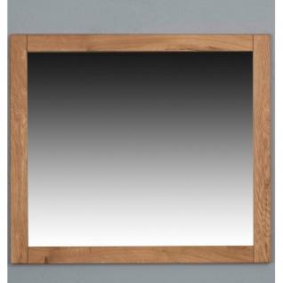 Spiegel Wandspiegel Garderobenspiegel 50240 BASEL Wildeiche massiv geölt gewa...