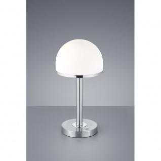 527590107 BERLIN LED 4fach Touch Leuchte Tischleuchte Nachttischleuchte Lampe...