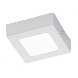 657110601 ZEUS SMD LED ca. 12 x 12 cm Deckenleuchte Deckenlampe 5 Watt