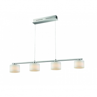 325510407 LED ALEGRO Pendelleuchte Deckenleuchte Lampe Switch Dimmer 4x6 W Tr...