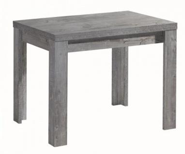 0590/ 110 x 60 Zip beton grau Optik Esszimmertisch Küchentisch Speisezimmer a...