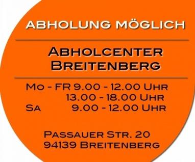 814-003 NONA 3 Sandeiche Nb. / bunt Nachtkommode Beistelltkommode Nachtkonsol... - Vorschau 3
