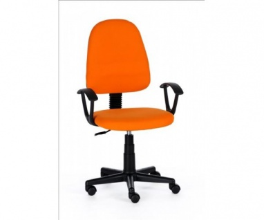 60029O4 Drehstuhl Kinderstuhl Bürostuhl Kinderdrehstuhl Orange